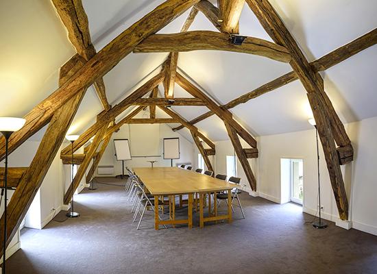 Château de Châtenay séminaire au vert à 30 min de Paris salle de réunion