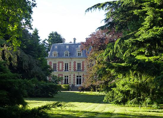 Votre séminaire au vert, Château de Châtenay